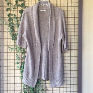 {Rubbish}Size L Dolman Short Sleeve Sweater